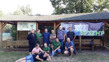 Spotkanie środowisk łączności Chorągwi Wielkopolskiej ZHP